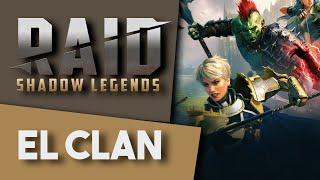 RAID: SHADOW LEGENDS | Creo el clan y nos cae un doncella!