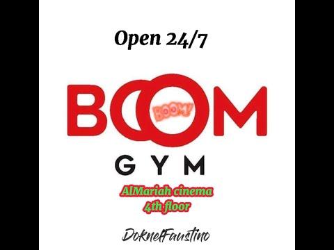 BOOM GYM in Abu Dhabi UAE 🇦🇪 #gym #abudhabi #uae #boomGym #AlmariahMall