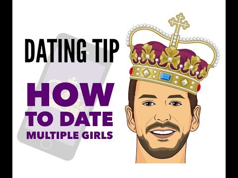How To Date Multiple Women At The Same Time from YouTube · Duration:  7 minutes 23 seconds