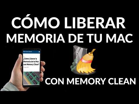 Cómo Liberar la Memoria de tu Mac con Memory Clean