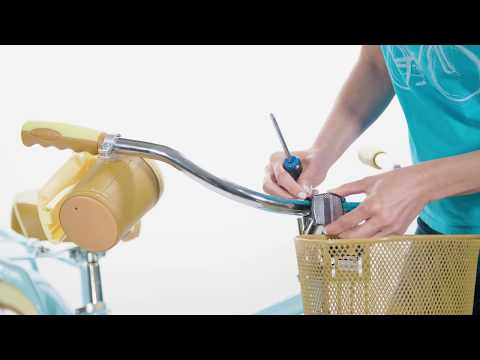 Tutorial - How to Assemble a Cruiser Bike — The Huffy  Nel Lusso™   Only at Walmart