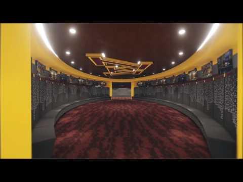 Nothing Short of Greatness: Athletes Village Virtual Tour