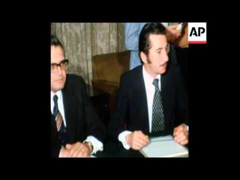 SYND 13 5 75 MEETING OF GREEK-TURK LEGAL COMMITTEE