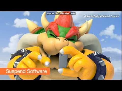 [YTP] - Bowser Jr RUINS Nintendo Switch Parental Controls