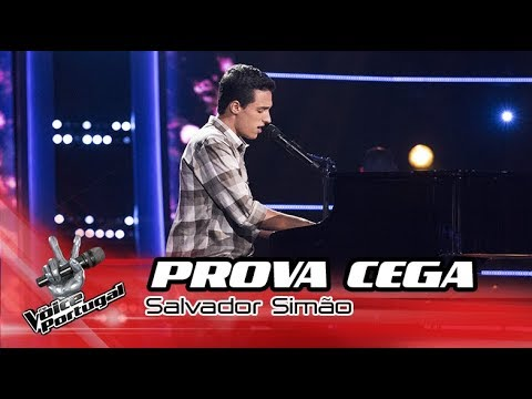 Salvador Simão - All I Want | Prova Cega | The Voice Portugal