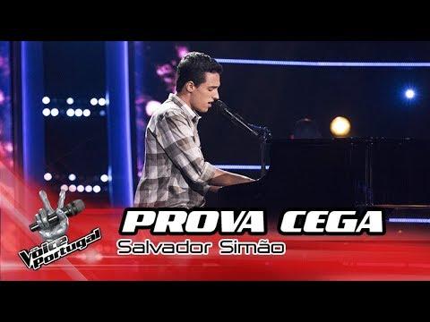 """Salvador Simão - """"All I Want""""  Prova Cega  The Voice Portugal"""