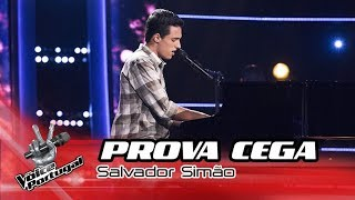 Salvador Simao - &quotAll I Want&quot Prova Cega The Voice Portugal