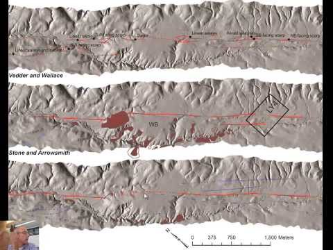 20--Paleoseismology of Strike Slip Faulting  (LIPI Indonesia lectures 2013)