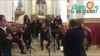 Maestro Yimi Giraldo, fiestas patronales San Vicente Ferrer