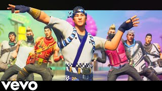 BTS (방탄소년단) - Dynamite (Official Fortnite Music Video)