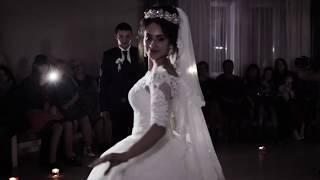 Перший танець Василя та Діани