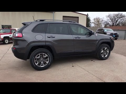 2019 Jeep Cherokee Great Falls, Helena, Havre and Lewistown, ID KD433292