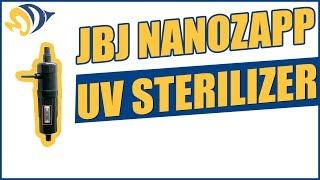 how to install a jbj nanozapp uv sterilizer