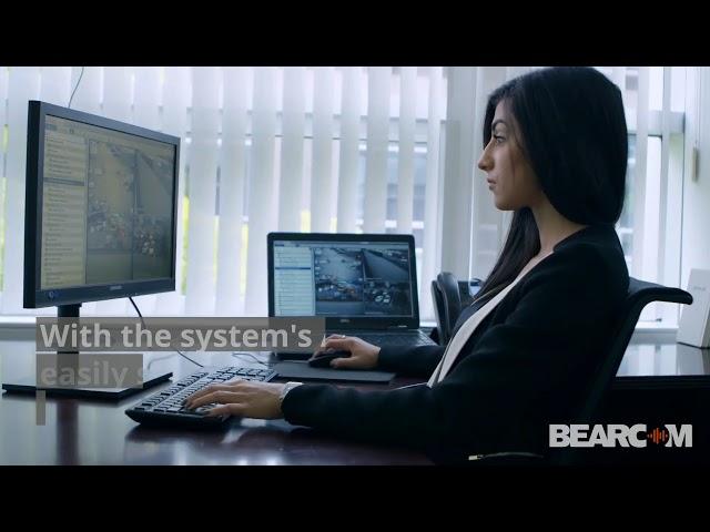 Avigilon Video Surveillance System with BearCom