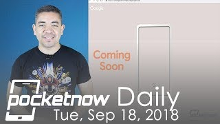 New Google Pixel Colors Leaked, Galaxy A7 with 3 Cameras & more - Pocketnow Daily