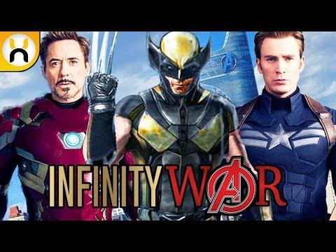 Hugh Jackman Wolverine In Avengers 4 According to Rumors