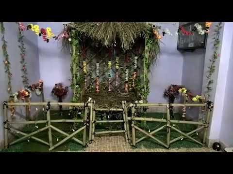 Ganesha Decoration Time Lapse Decoration Idea Home Youtube