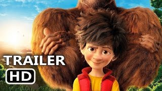 the son of bigfoot official trailer teaser 2017 animation movie hd