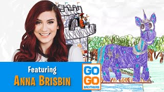 "The Go Go Brothers S1 (Ep 14) ""Moonlight Prancer"" feat. Brizzy Voices' Anna Brisbin"