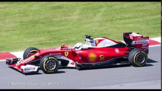 Sebastian Vettel Tells Charlie Whiting To