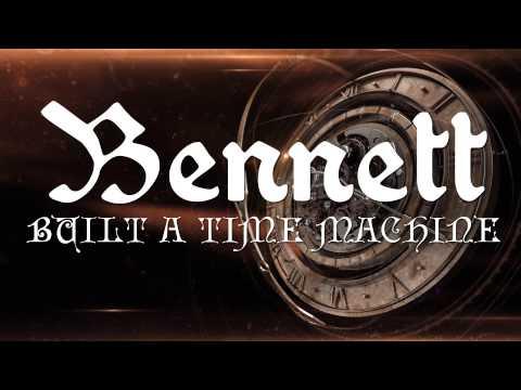 SPOCK'S BEARD - Bennett Built a Time Machine (Lyric Video)