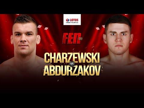 Charzewski VS Abdurzakov   FEN 30: LOTOS Fight Night WROCŁAW   TRAILER