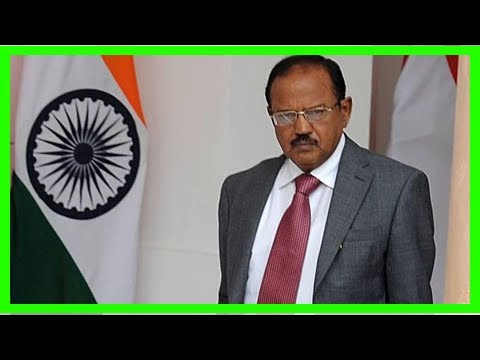 Latest News Today - Global security agencies must cooperate to combat network threats: doval