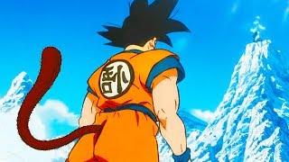 TAILS In Dragon Ball Super - SUPPRESS a Saiyan's TRUE Potential!