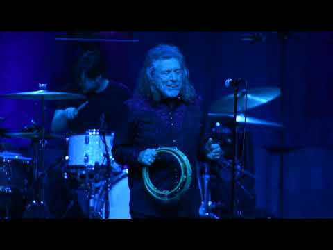 Robert Plant live in Chicago at Riviera...