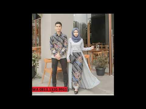 Wa 0813 1320 9911 Model Baju Batik Couple Untuk Lebaran 2020