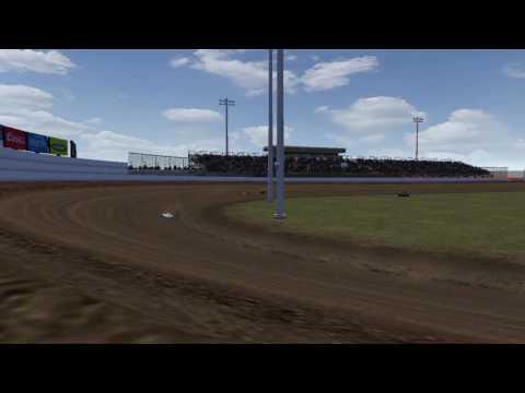 rFactor - KartFactor 2011 - Grays Harbor Raceway