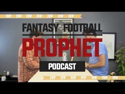 Mailbag 8/16/17 - Fantasy Football Podcast 2017