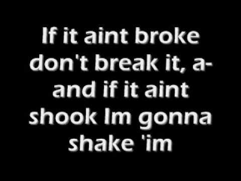Lil Wayne ft. Gucci - We be steady mobbin' w/ Lyrics