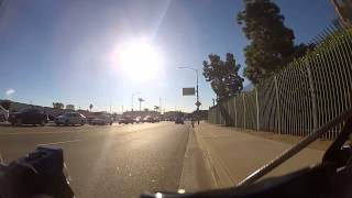 Electric Bike Ride from Hollywood to Culver City...in 3 minutes