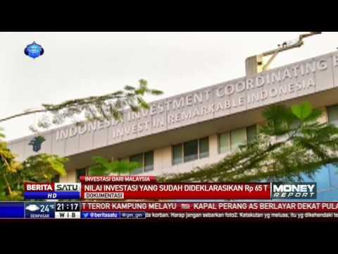 Investor Malaysia Siap Berbondong-bondong Masuk Indonesia