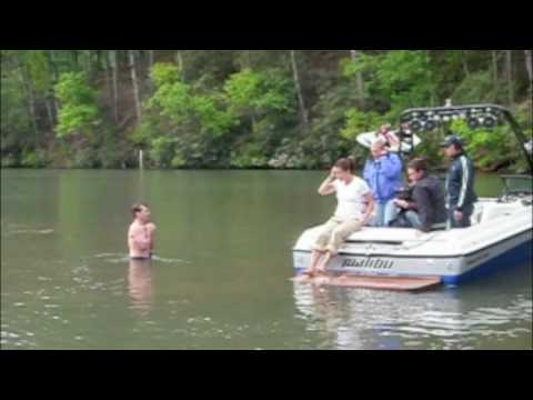 Today Dirty Dancing At Lake Lure Youtube