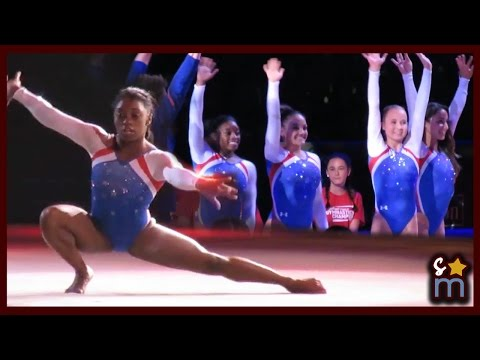 2016 Kellogg's Tour of Gymnastics Champions Highlights - Sim