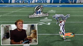 I Should NOT Have Tried This in the NFC Championship... Wheel of MUT! Ep. #89