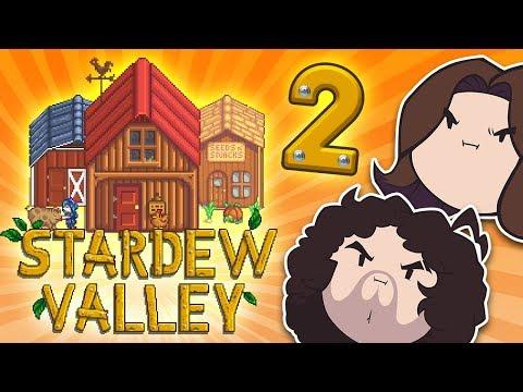 Stardew Valley: Willy's Rod - PART 2 - Game Grumps