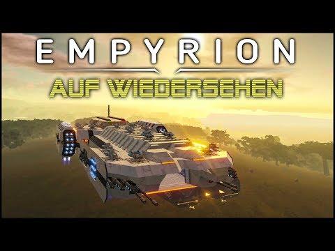 Auf Wiedersehen - Empyrion Galactic Survival S10E58 [Gameplay German Deutsch]
