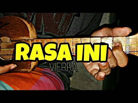 VIERRA - RASA INI COVER KENTRUNG BY MOCIL'SIANIDA