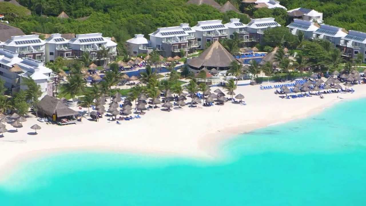 Sandos Caracol Eco Resort Spa YouTube