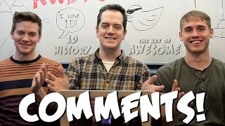Comments History Parody