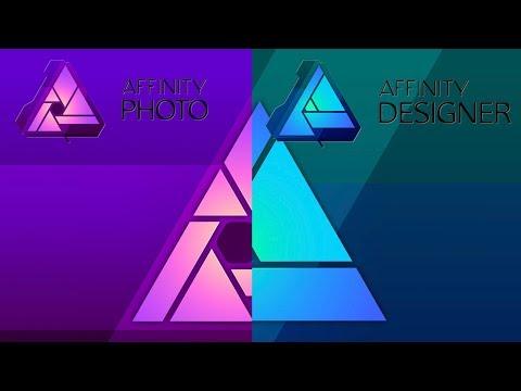 Affinity Photo & Designer 1.7 Released
