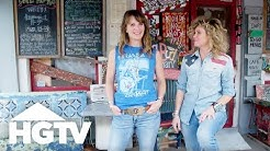 Tour Round Top, Texas, With the Junk Gypsies - HGTV