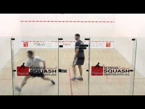 Digicel National Squash Championships Bermuda March 18 2012