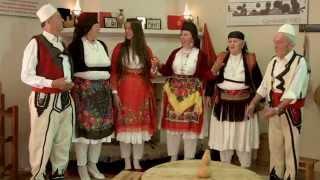 Eliza Dedgjonaj, Prend Luli & Mirdita Dedgjonaj - Kenge Brezash [Official Video HD]