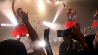BabyMetal 7 26 2014 Fonda Theatre Give Me Chocolate stub (ギミチョコ)