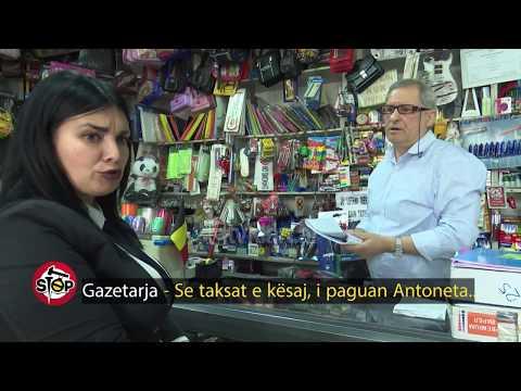 Stop - Qiraxhiu i grabit dyqanin pronares, dhunon ate dhe permbaruesin privat! (16 maj 2018)