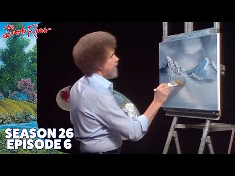 Bob Ross - An Arctic Winter Day (Season 26 Episode 6)